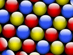 The Colourfull Balls