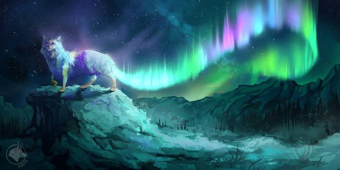 'Aurora Catrealis'   Raffle reward