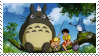 Totoro stamp for Bluebubblepop by Mizdreavus