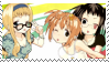 Soul Eater Not! - stamp by Mizdreavus