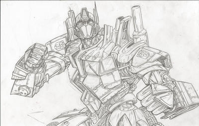 Transformers Optimus Prime By 1314 On Deviantart