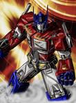 Optimus Prime 1.0