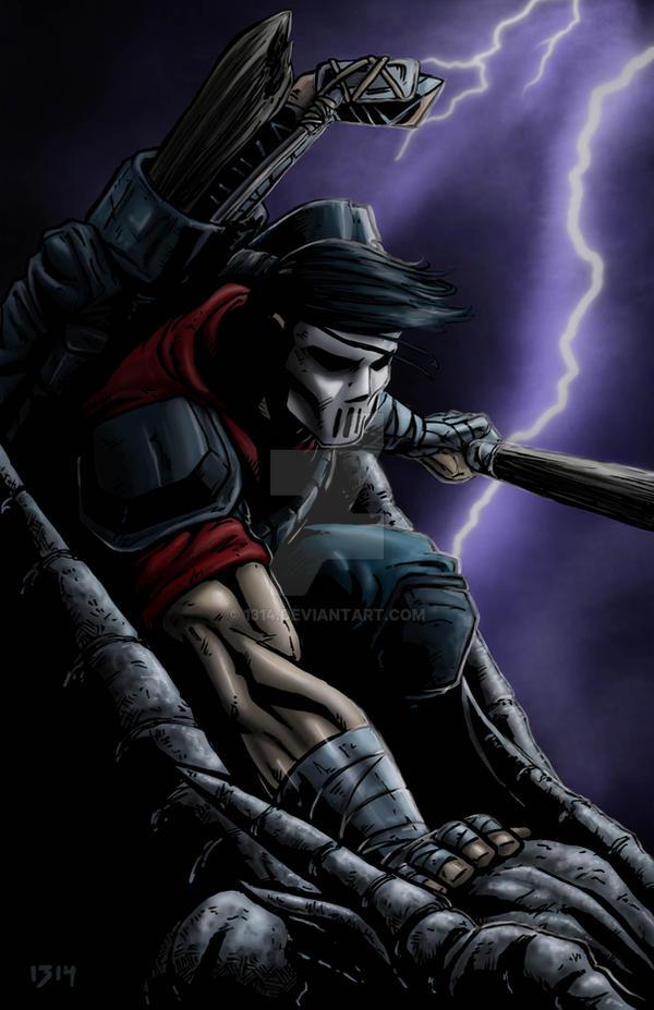 Casey Jones - Teenage Mutant Ninja Turtles wallpaper - Cartoon ...