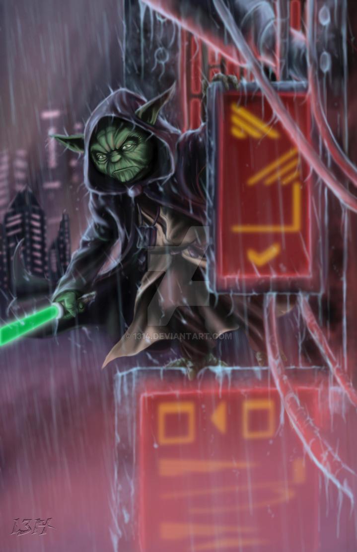 Yoda by 1314