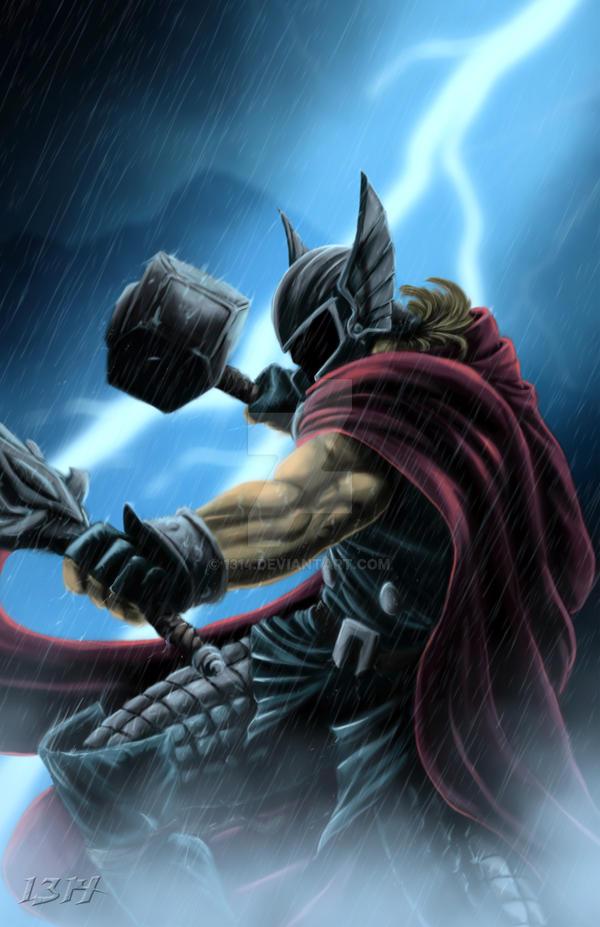 God of Thunder by 1314 on DeviantArt