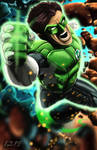 Beware my power, Green Lantern's light!!!