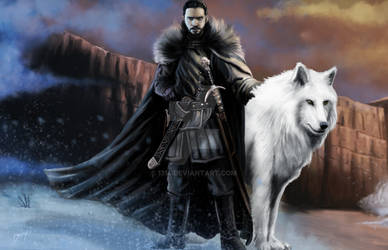 Snow, House of the Wolf