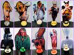Lady Gaga Cupcakes
