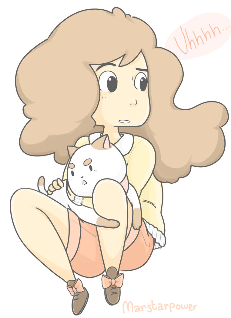 Bee And Puppycat by EchoHearts