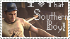 I heart That southern boyStamp by Wheeljack299