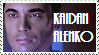 Kaidan Alenko Stamp by Wheeljack299