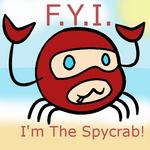 Red Spycrab Spray For an Amigo