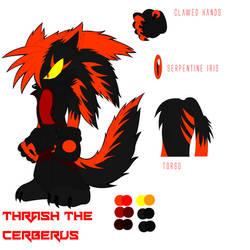 Thrash the Cerberus ref by Cerberean