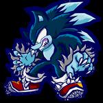 Werehog Sonic - Sonic Battle