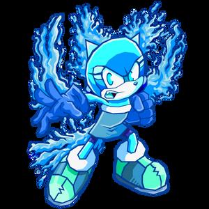 Aqua Marine - Sonic Battle