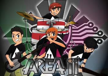 [fan art] Area 11 by daburulambo