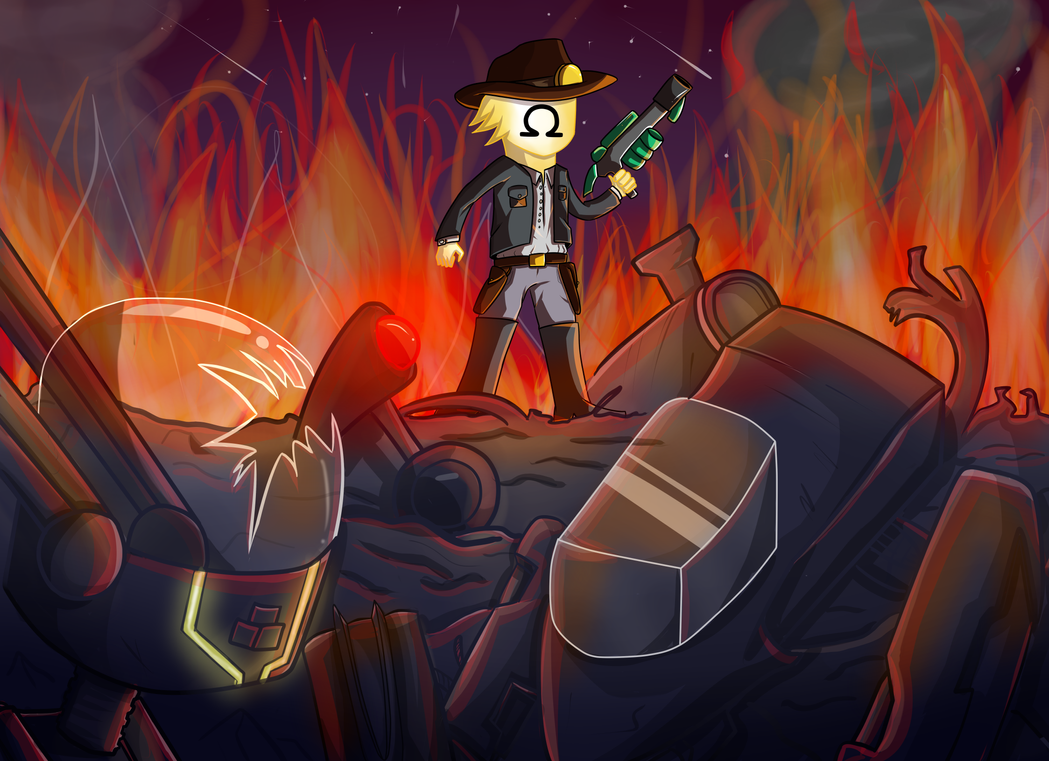 Novakid Starbound Starbound Art Novakid by