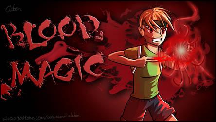 Blood Mage Littlewood. by daburulambo