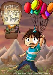 Happy birthday Steven! by daburulambo
