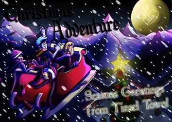 Christmas ADVENTure 3! by daburulambo