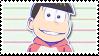 Osomatsu San 2017: Osomatsu by Mochiettes-Stamps