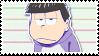 Osomatsu San 2017: Ichimatsu by Mochiettes-Stamps