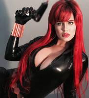 Black Widow - Marvel by Leticiahadmadcosplay