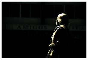 Old Woman by sasonian37