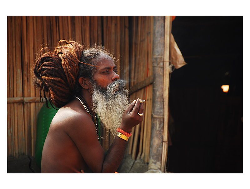 Image Gallery Sadhu Dreadlocks