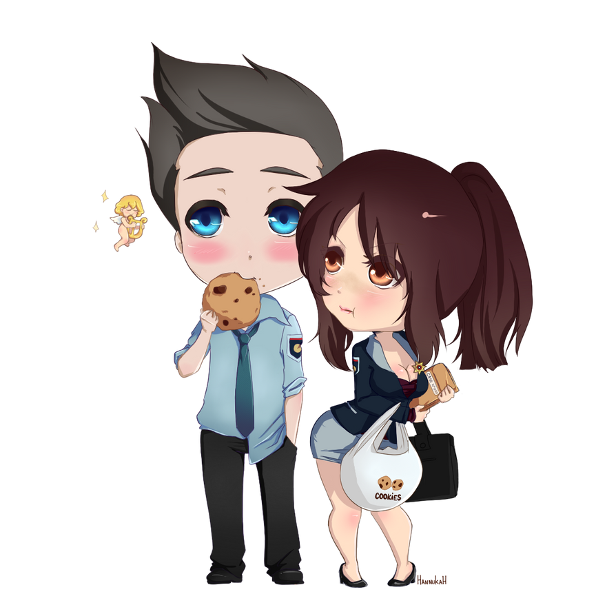 Cute Chibi Couple Holding Hands | www.imgkid.com - The ...