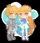 [PL] Winter clothes by Hannusan