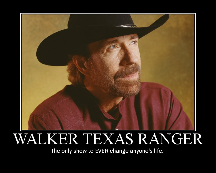 Walker Texas Ranger Hot Diggity Dog