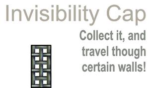 Invisibility Cap