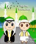Male OC'We are muslims'