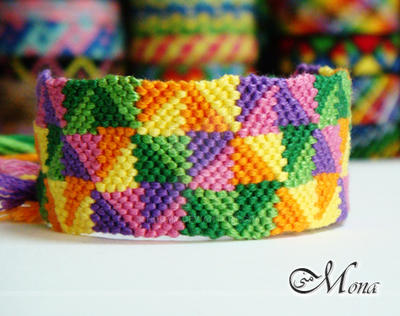 Friendship Bracelets ..38.. by Noomy