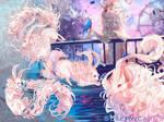 Pastel ~ Sketch page