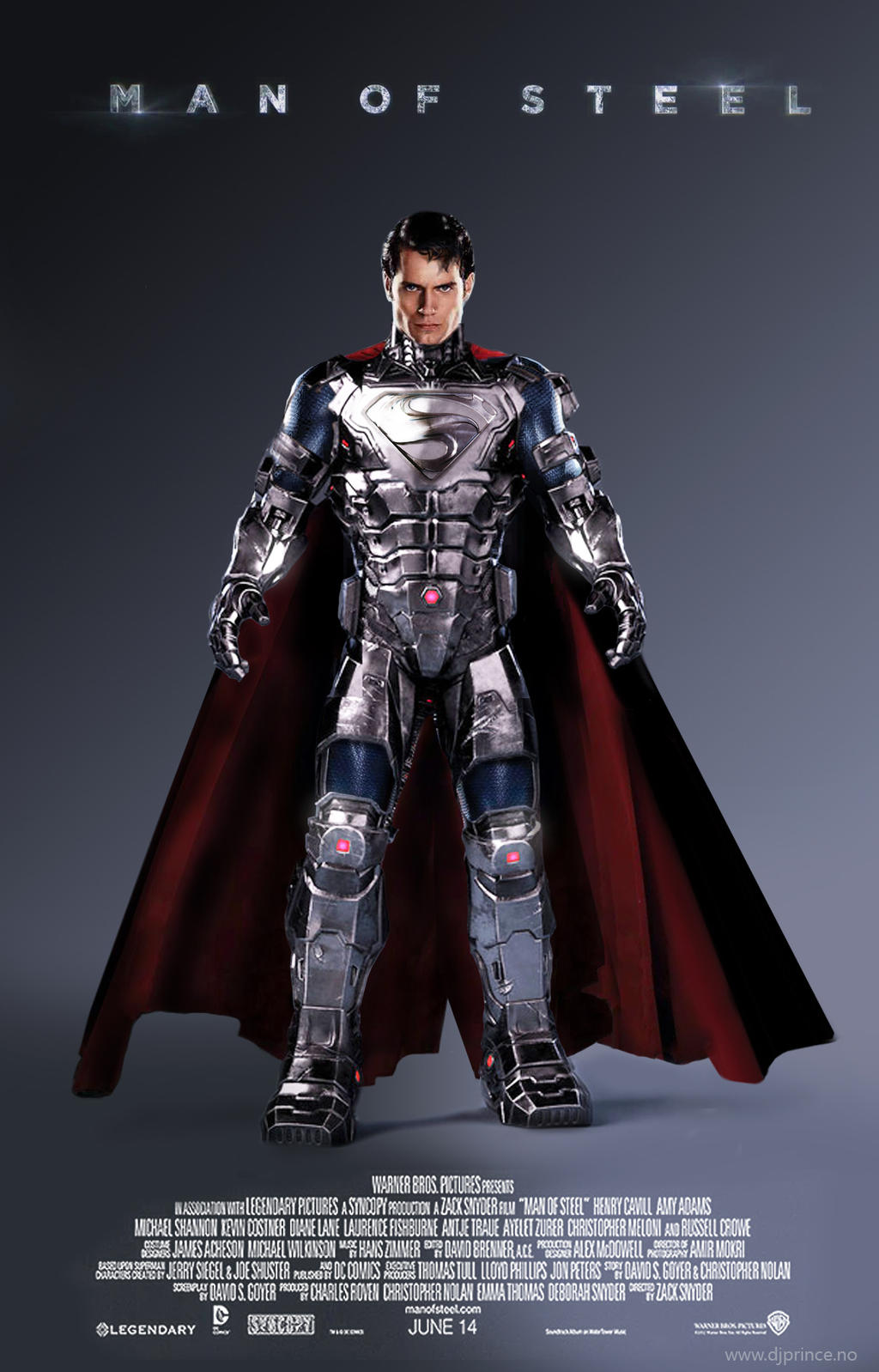 Man Of Steel 2 Batman Costume Man Of Steel battle suit