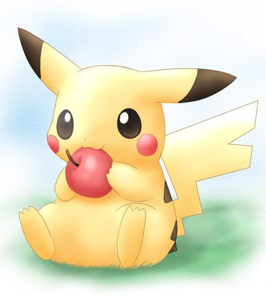 Kawaii pikachu by queenofcardgames on deviantart - Kawaii pikachu ...