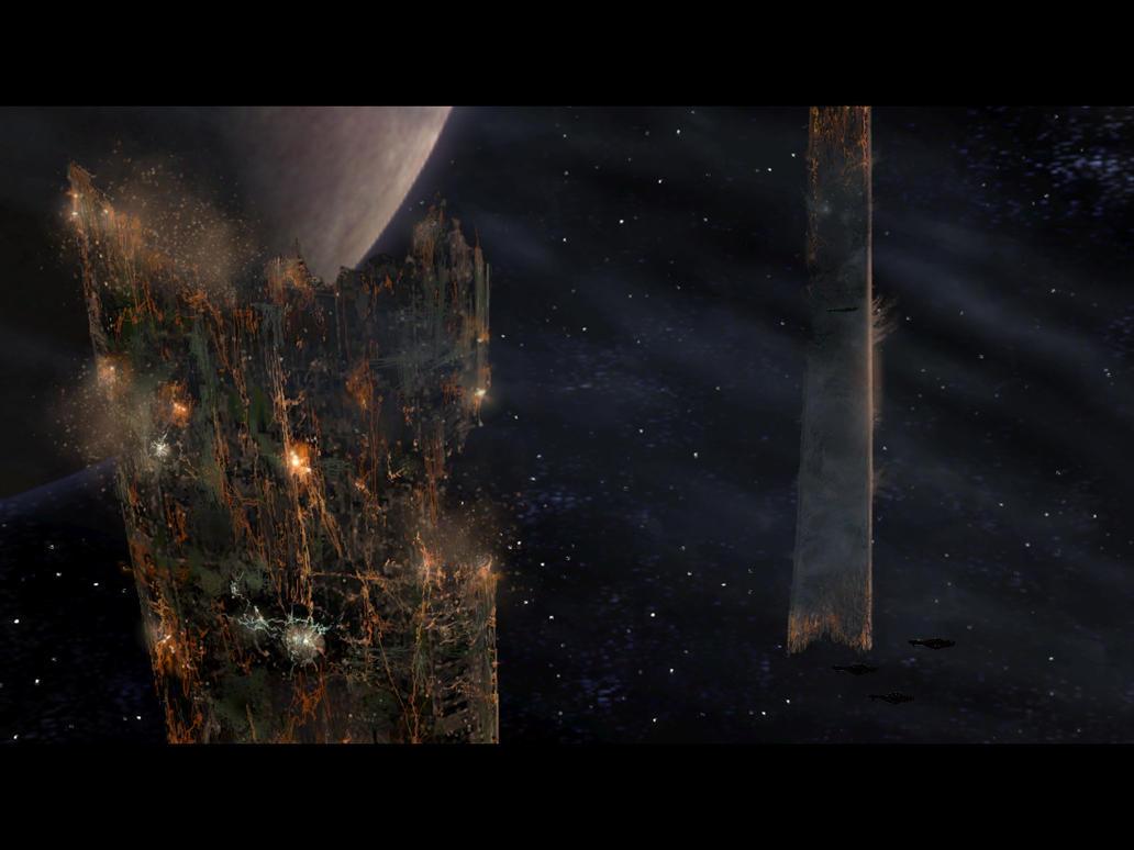 Halo Destroyed by KogoroMouri