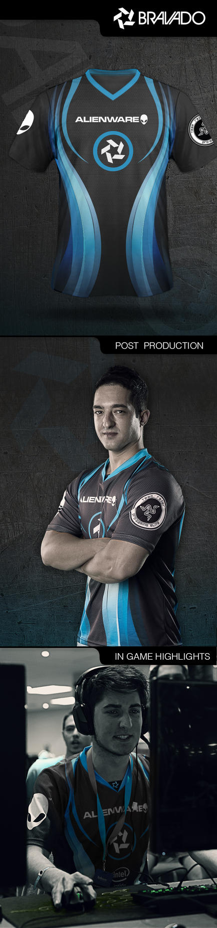 E Sports - Bravado Gaming by rawn-za