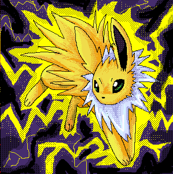 jolteon by timmy-gost