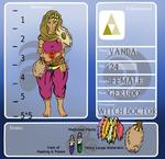 FOH App: Vanda