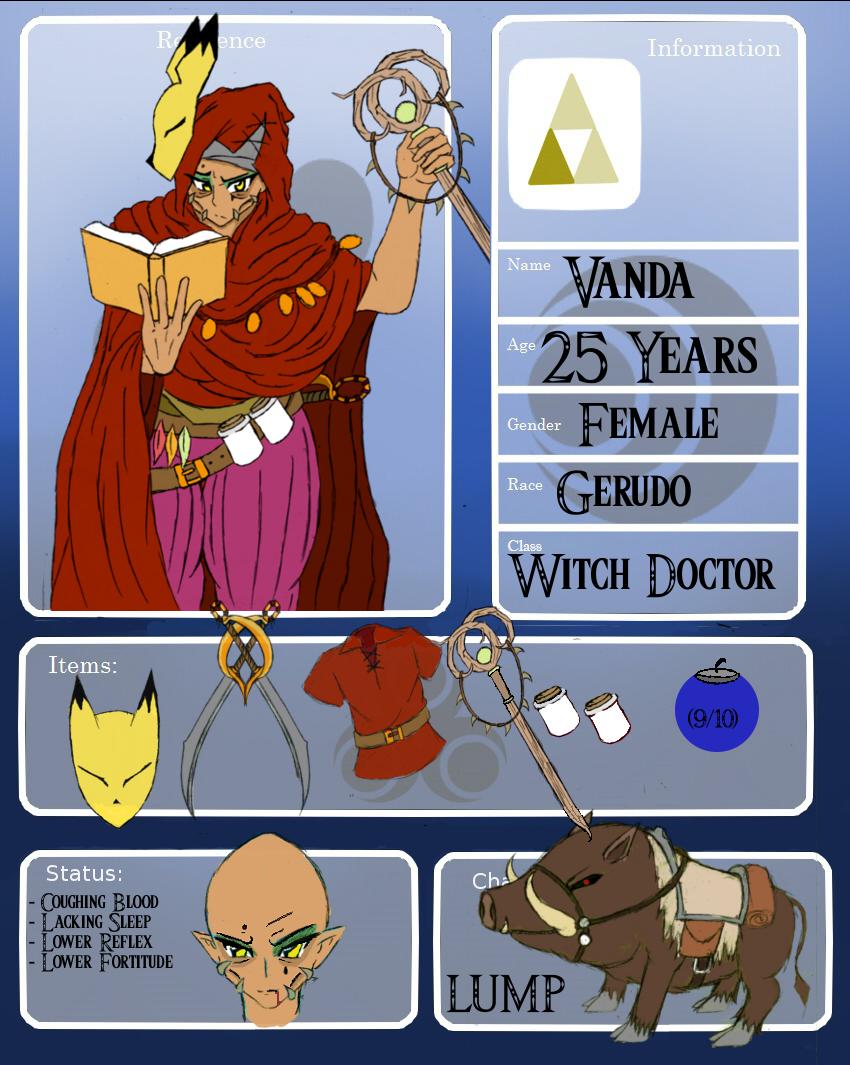 FoH App: Vanda The Wise