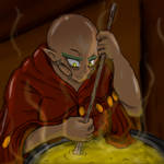 FoH SideQuest: Part Time Job (Brewing)
