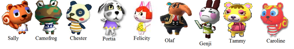 animal crossing new leaf villagers dating Villagers skin mods for animal crossing: new leaf (ac:nl.