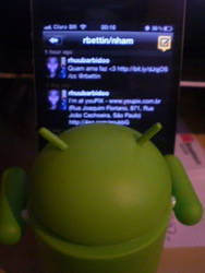 Android Luvs Iphone by rbettin