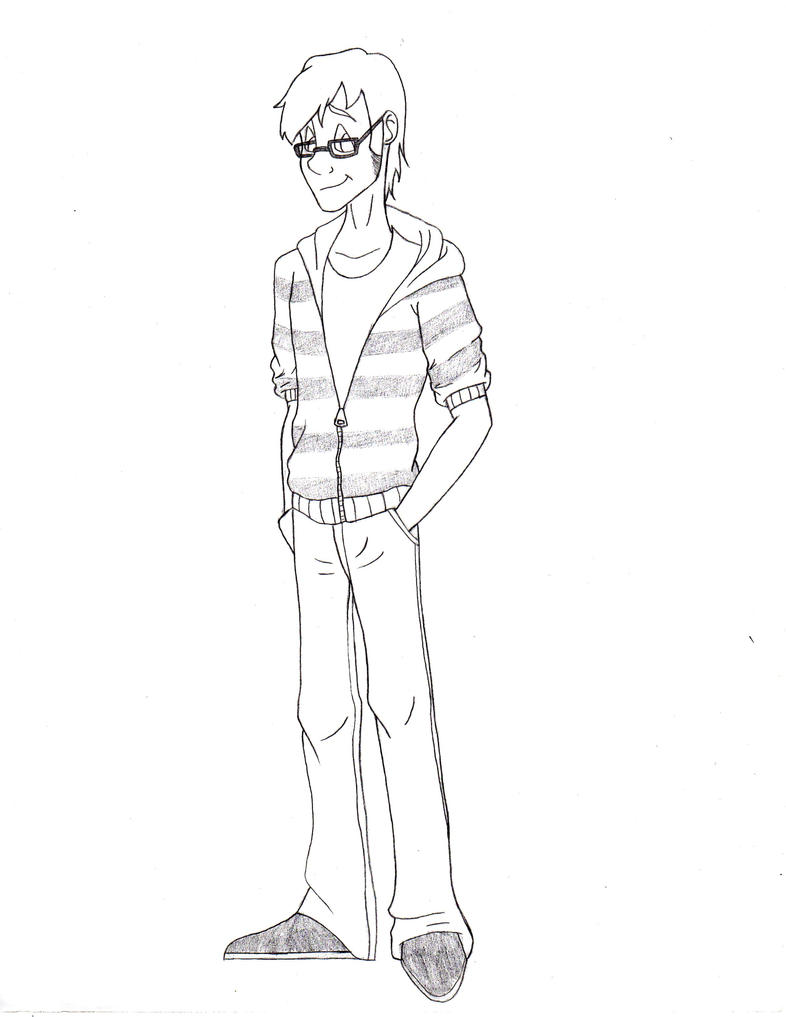 Jeckyll full body sketch by thedoortodarknezz on deviantart for Easy body drawings