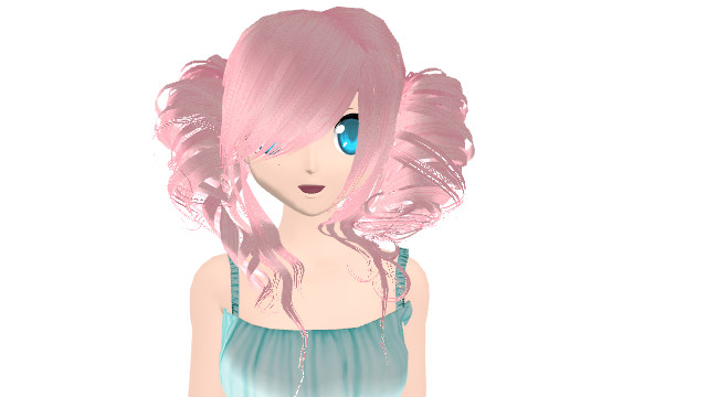 Deviantart Mmd Curly Hair Related Keywords Suggestions