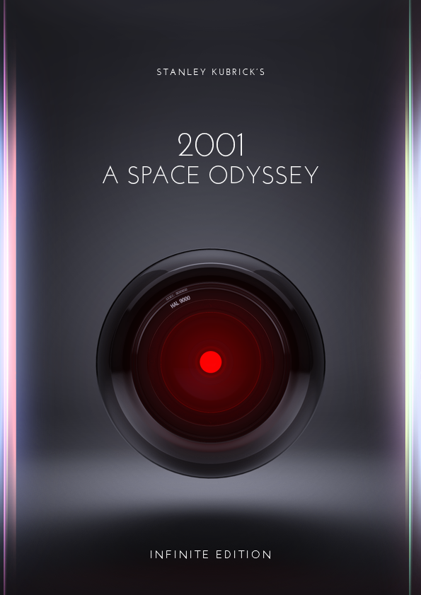 2001: A Space Odyssey by oggie85
