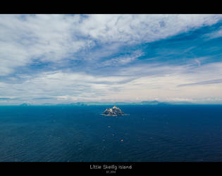 Little Skellig Island by oggie85